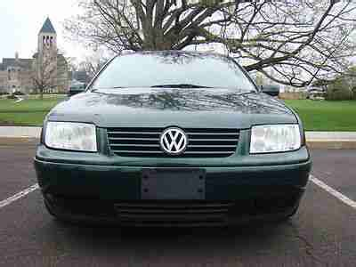 Top Of The Line Volkswagen by Buy Used 2000 Volkswagen Vw Jetta Vr6 5 Speed Manual Top