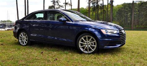 2015 Audi A3 Sedan Review 2015 Audi A3 1 8t Sedan Review