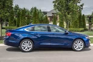 Blind Detective 2017 Chevrolet Impala Vin 1g1145s34hu121835