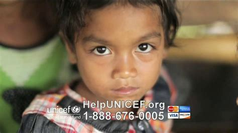 unicef commercial actress unicef tv spot what would you do featuring alyssa