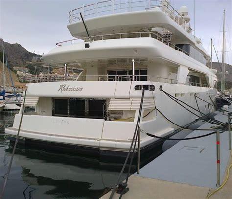 jachtboot te koop nieuwe spaanse attractie de rubeccan de rijkste belgen
