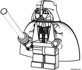 darth vader coloring page free coloring pages of wars darth vader