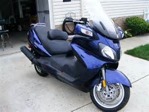 Suzuki 650cc Scooter Buy 2005 Suzuki Burgman 650 Scooter On 2040 Motos
