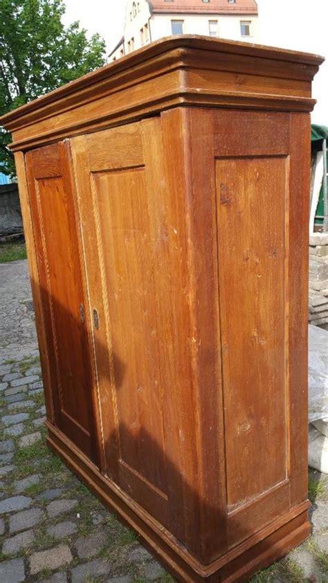 bauernschrank antik bauernschrank antik alt rar schrank wohnzimmerschrank in