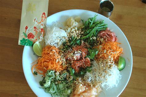 yu sang new year salad recipes yu sang new year salad recipe by