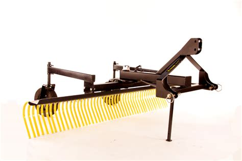 Landscape Rake Everything Attachments 3 Point Attachments