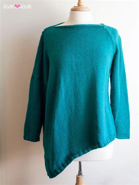 boyfriend jumper knitting pattern libby s boyfriend sweater knitting pattern ewe ewe yarns