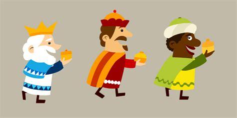 imagenes de reyes magos gif carta a los reyes magos ilustraci 243 n y animaci 243 n domestika