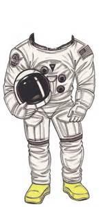 astronaut template astronaut suit template pics about space
