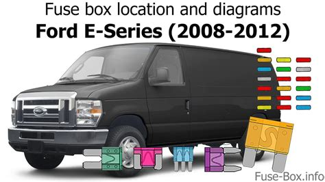 fuse box location  diagrams ford  series   youtube