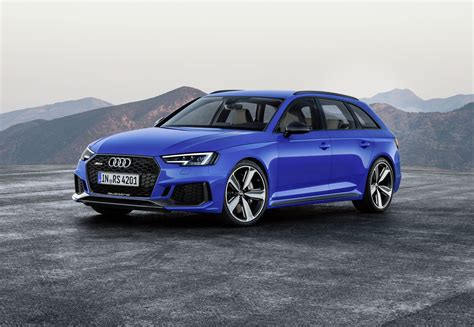 Audi Rs4 Twin Turbo by News Audi S All New Twin Turbo Rs4 Debuts In Frankfurt