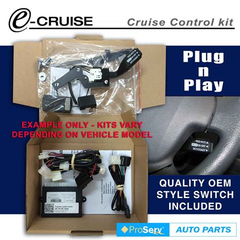 cruise kit fits toyota hilux kun16 kun26 3l turbo