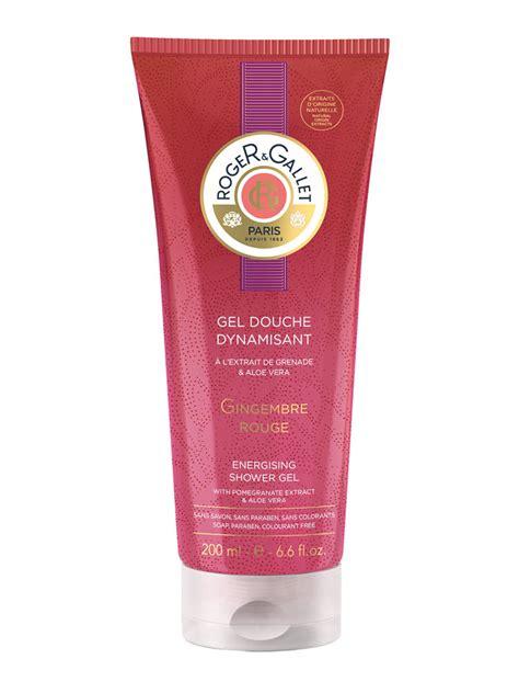 gel roger gallet roger gallet gel fra 238 cheur dynamisant gingembre 200 ml