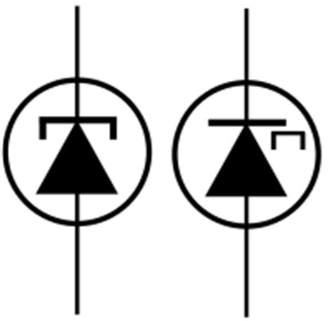 tunnel diode symbols electronics gurukulam what is tunnel diode