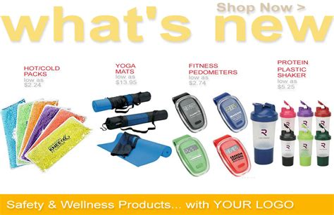 Wellness Giveaways - personalized safety and wellness products personalized healthcare products