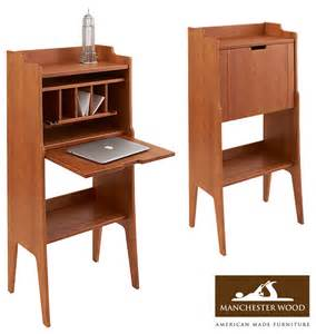 Desk Cabinet by Green Mountain Writer S Drop Desk Cabinet By Manchester