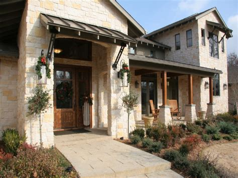 country farmhouse texas hill country style home exterior texas hill country