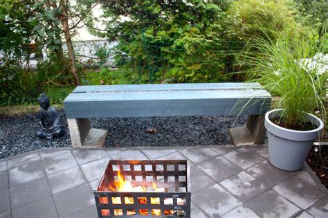Gartenbank Selber Bauen Beton