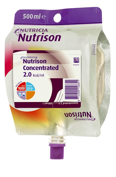 alimentazione parenterale ed enterale nutrison concentrated nutricia it