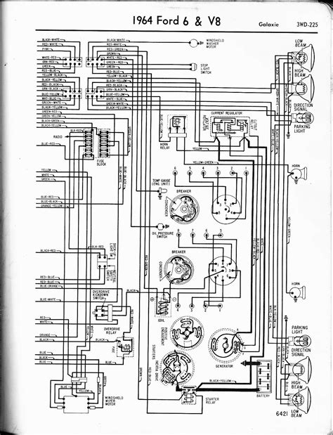 ford galaxy fuse diagram 1961 ford galaxie fuse box 1961 free engine image for