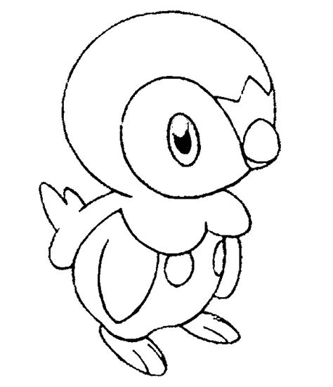 pokemon coloring pages of piplup free coloring pages of pokemon piplup