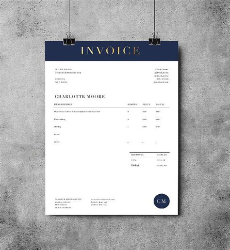 Receipt Book Template Psd by Printable Invoice Template Ms Word Receipt Template