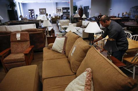 cisneros upholstery furniture nonprofit debuts new warehouse houston chronicle