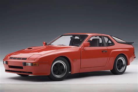 1980 Porsche 924 Carrera Gt Diecast Model Legacy Motors