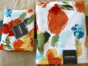 kassa moda bath towels floral fina shop