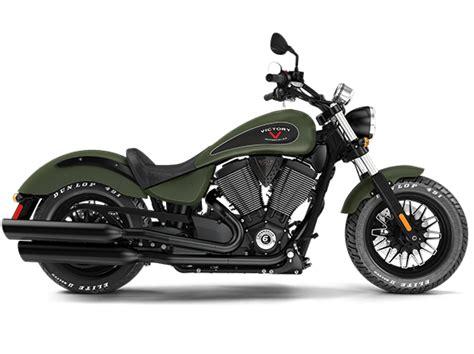 2017 Victory Gunner Motorcycle   Suede Green