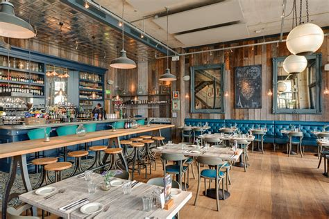 Le Industrial Design by Restaurant Bar Design Awards Factorylux Nominations