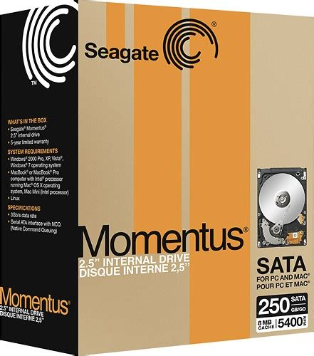Seagate 250gb Hardisk Buy seagate 250gb serial ata drive for laptops st90250n1a1 best buy