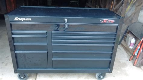 Snap On 11 Drawer Tool Box by Snap On 11 Drawer Flat Black Tool Box Nex Tech Classifieds