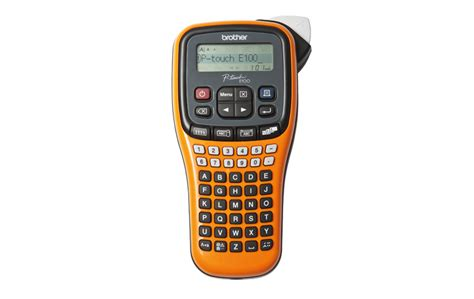 Resmi Label Printer Pt E100vp Label Maker Electrician Mode wink printer solutions pt e100vp