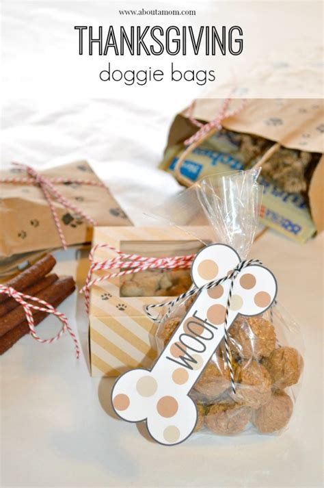 printable dog bone gift tags thanksgiving doggie bags with printable about a mom