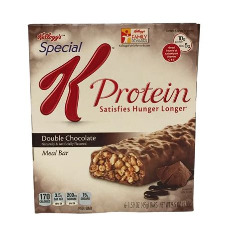 k protein satisfies hunger longer kellogg s special k chocolate protein meal bar from