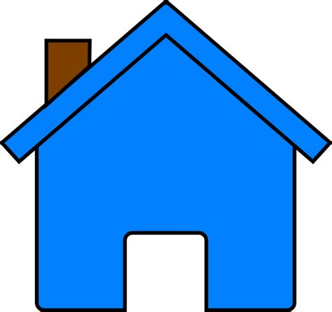 cartoon house clip art at clker com vector clip art blue house clip art at clker com vector clip art online