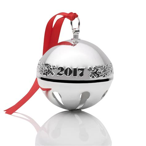 wallace sterling silver christmas sleigh bell 2017