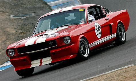 65 mustang kit car 65 66 gt350 kit maier racing