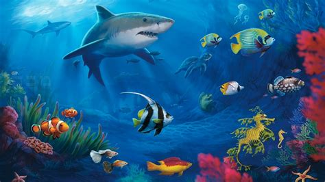 live wallpapers for your pc fish live wallpaper for pc 1920x1080 pinteres