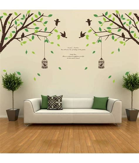 Where Can I Buy Wall Stickers stickerskart contemporary pvc wall stickers buy