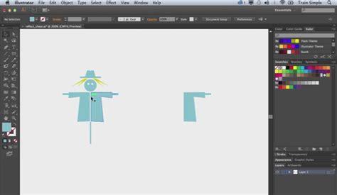 illustrator tutorial the amazing free transform tool how to use the transform tool in adobe illustrator