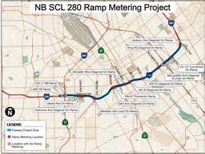 caltrans district 4 i 280 r metering and r