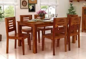 Dining Table Set India 6 Seater Dining Table Six Seater Dining Table Set