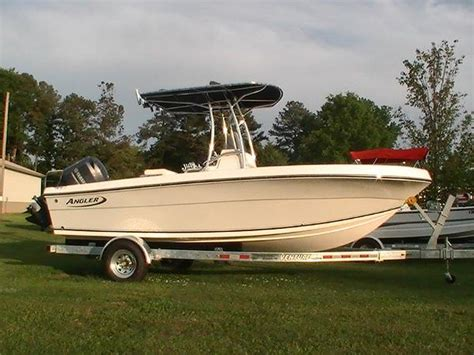 angler 204 fx boats for sale boats - Angler 204 Boat
