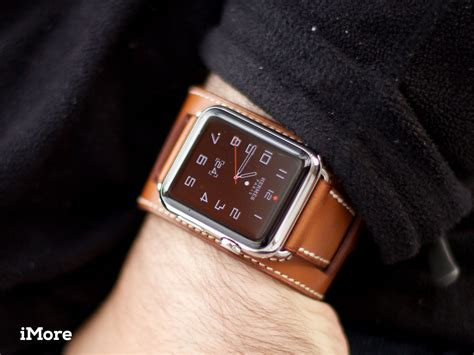 wallpaper apple watch hermes this is the apple watch herm 232 s cuff imore