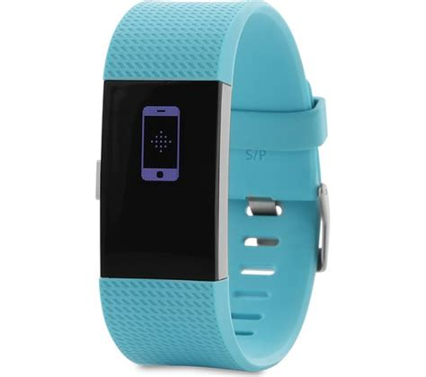buy fitbit charge  teal small  delivery currys