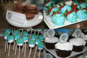 baby shower food ideas for boys