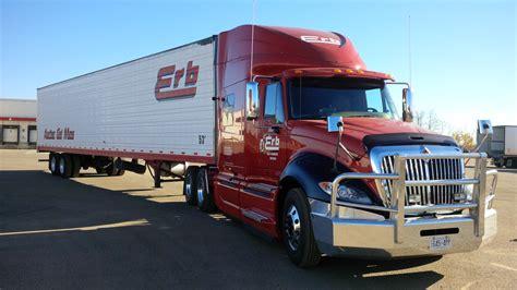 international trucks the international prostar with allison tc10 transmission