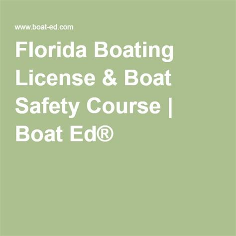 how to get virginia boating license 47 best florida boating images on pinterest fort